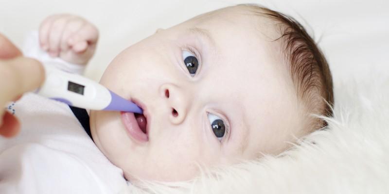 بیماری و نوزاد