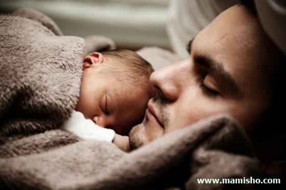 مراقبت پدر