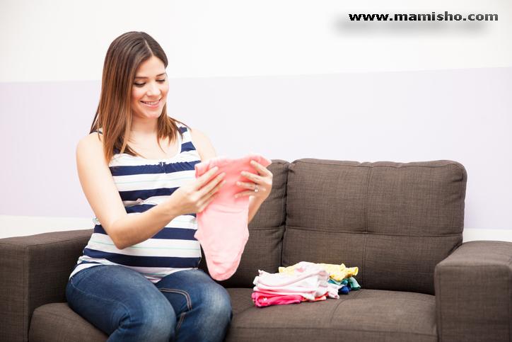خانم باردار