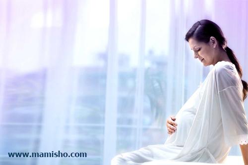 زن باردار