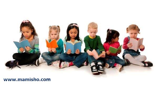 مطالعه در کودکان
