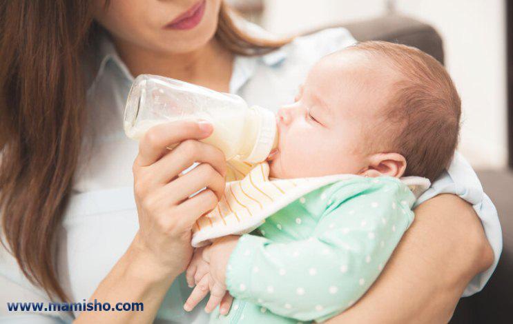 شیر دادن