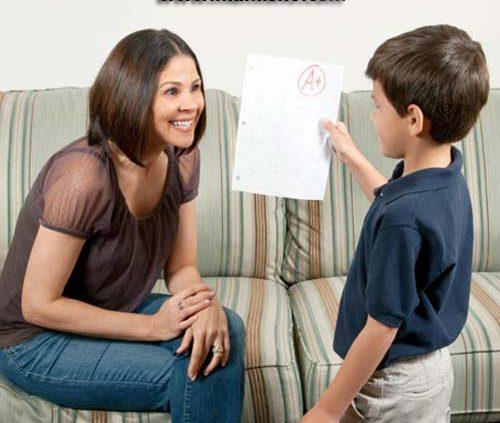 تشویق کودک