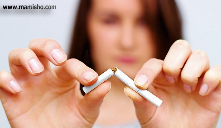 منع دخانیات