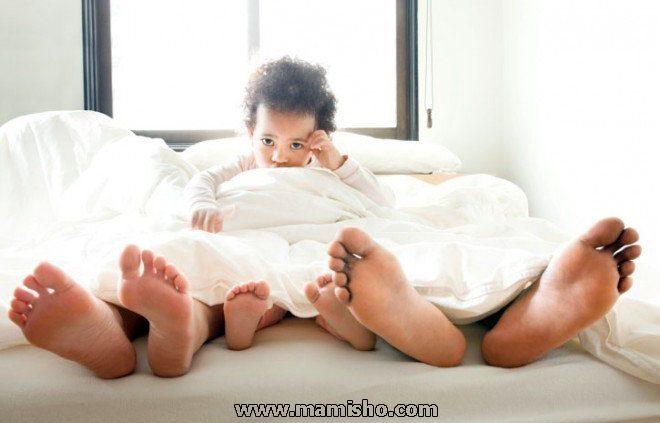 رختخواب والدین