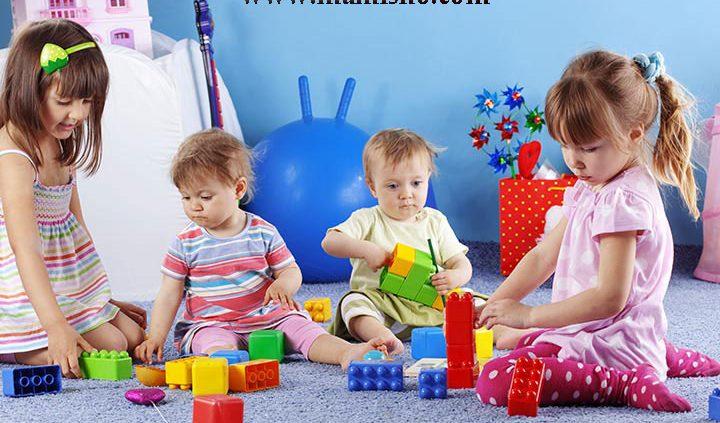 کنار آمدن کودکان با هم