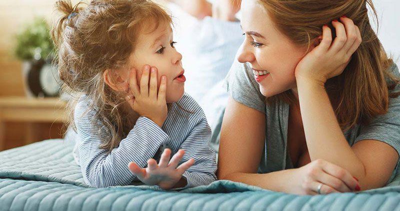 ارتباط والدین با کودکان