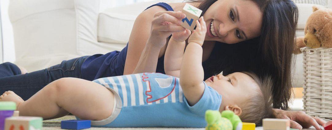 اولین مهارتهای حرکتی نوزادان