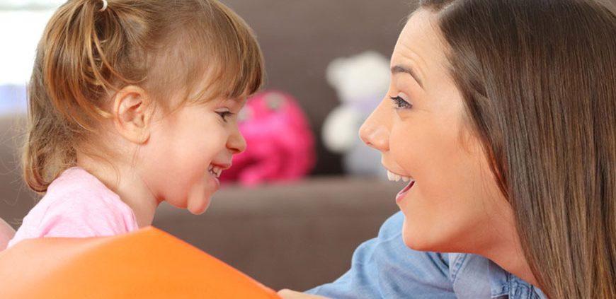 مشکلات گفتاری کودک