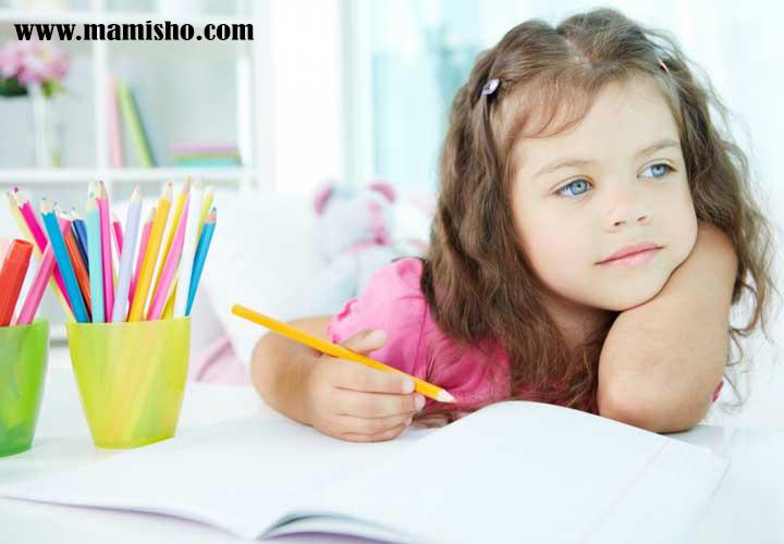 دلایل خط بد کودک