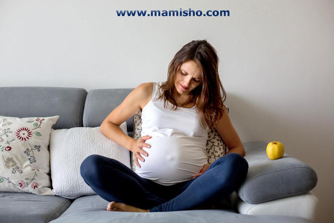 دلایل کمردردهای بارداری