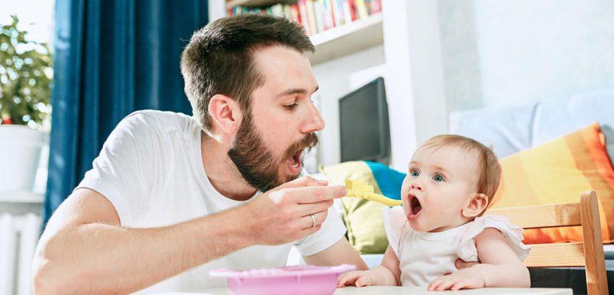 تغذیه کودک یک ساله