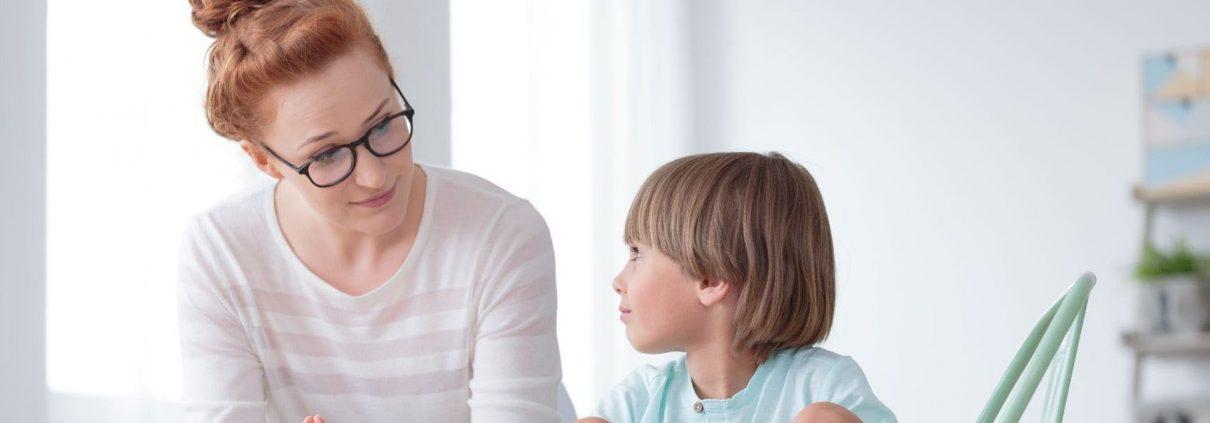 روانشناسی گفتگو با کودک