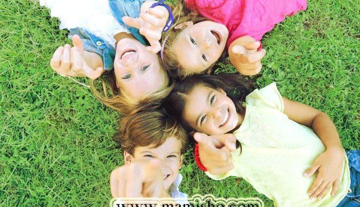 ایجاد روحیه مثبت اندیشی در کودک