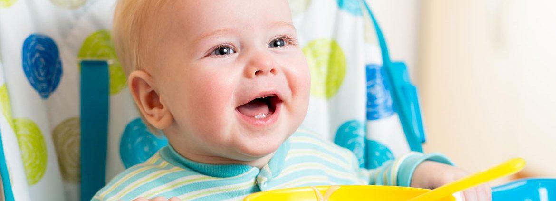 غذای مناسب کودک شش تا نه ماهه