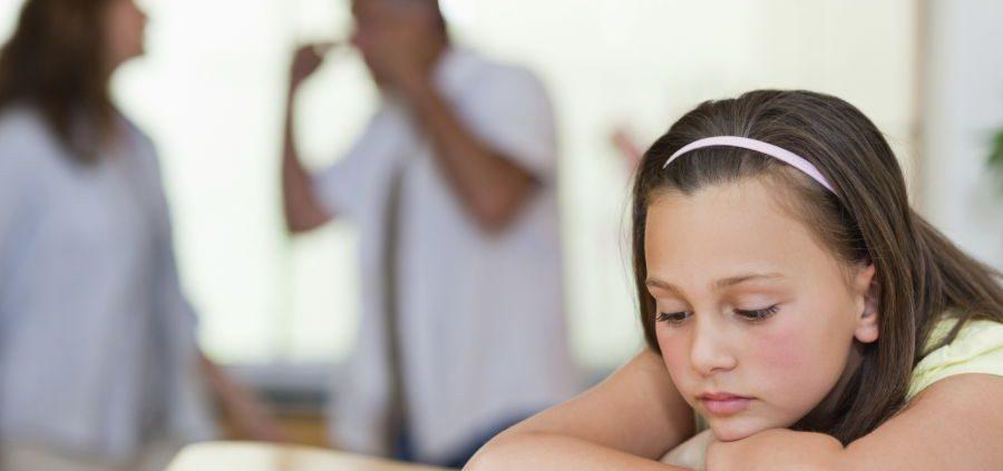 دلایل افسردگی کودکان