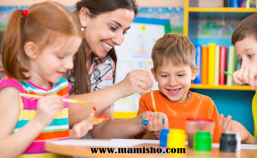 راههای دلبستگی کودک به مهد