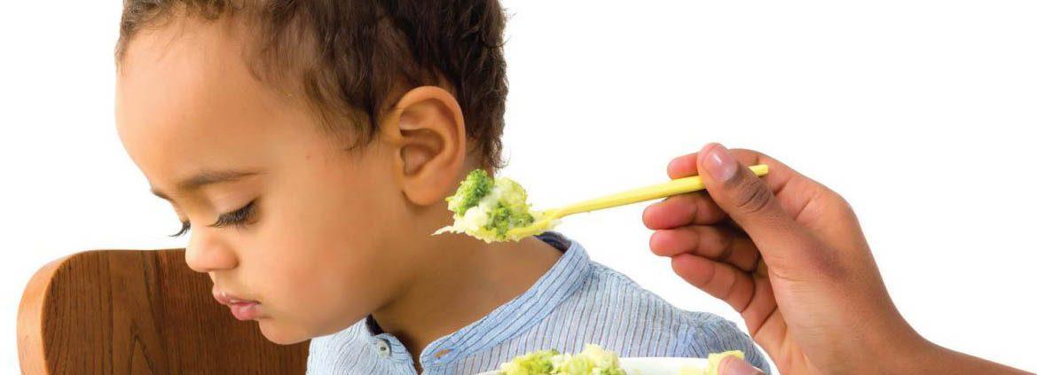 عوارض تغذیه نامناسب در کودکان