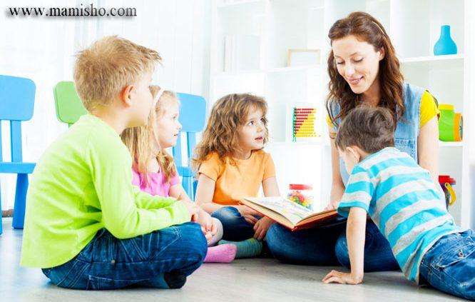 اثرات قصه گویی در کودک