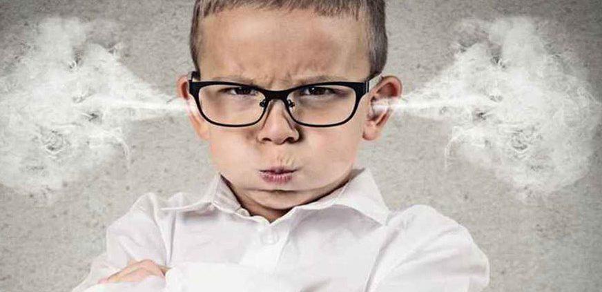 دلایل عصبی بودن کودک