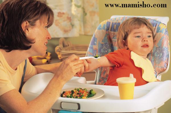 دلایل بدغذایی کودکان