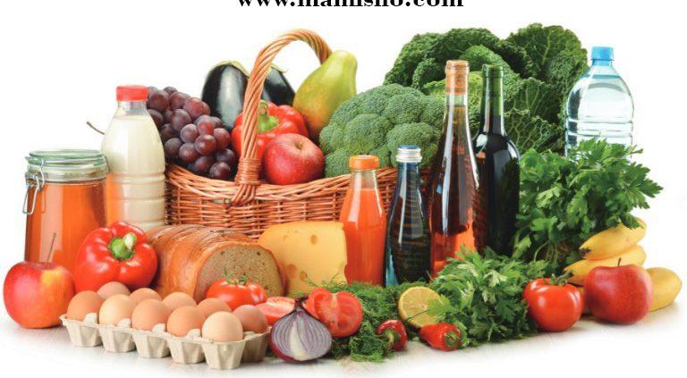 منابع مواد مغذی