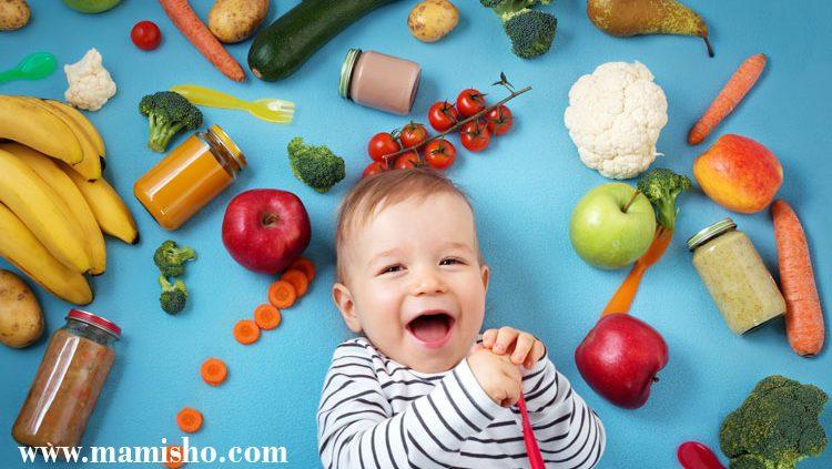 نکاتی برای تغذیه کودک