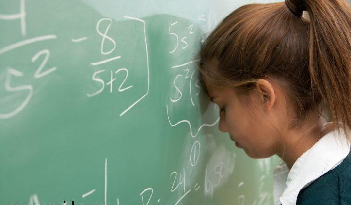 اختلال یادگیری در کودک