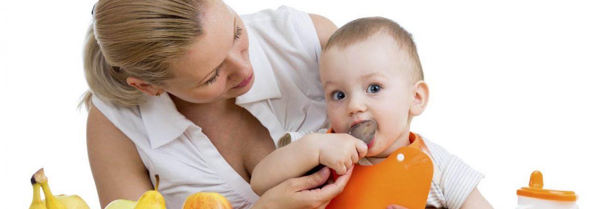 بهترین غذای تکمیلی نوزاد