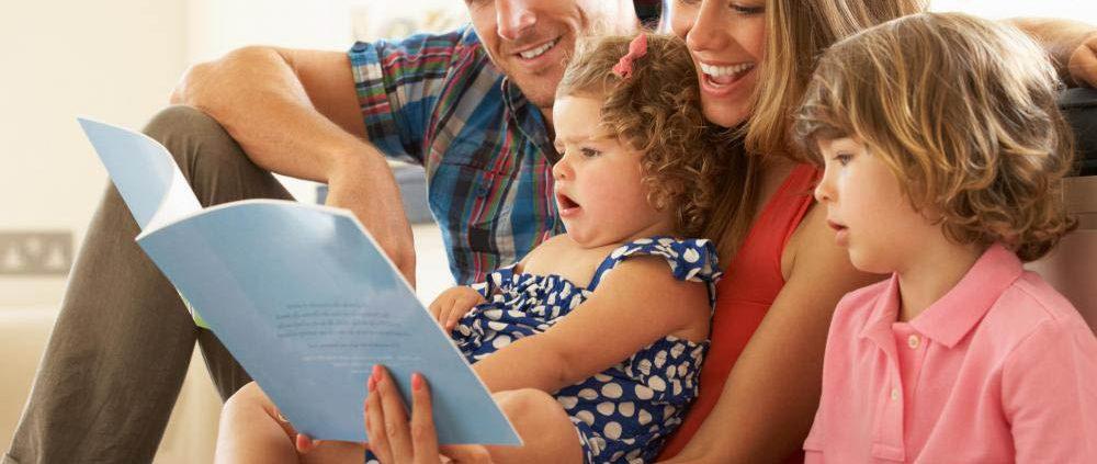 راههای کتاب خوان شدن کودک