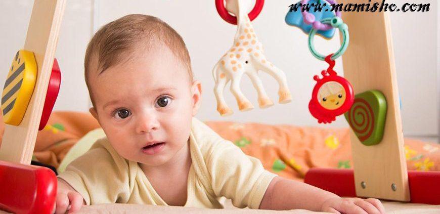 تقویت فعالیتهای حرکتی در کودکان