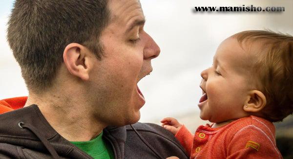 راههای تقویت حرف زدن نوزادان