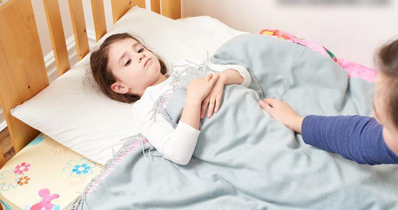 علایم بیماری فرزند