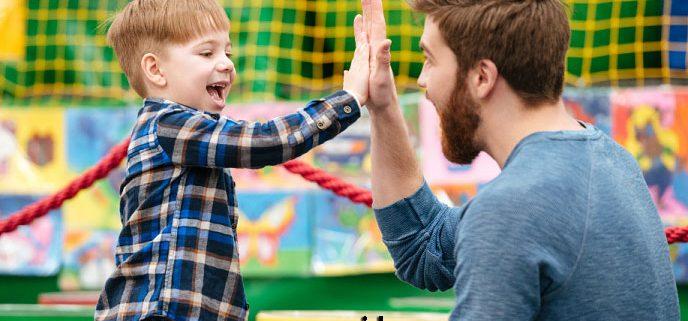 تقویت رفتار مثبت کودکان