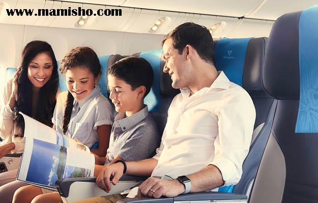 روشهای بهبود سفر با کودکان