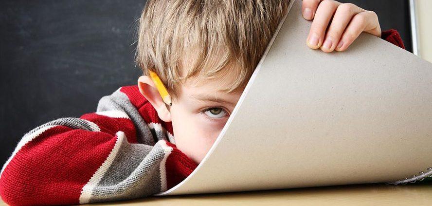 نقصان توجه در کودک