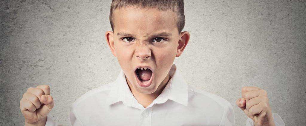 مواجه شدن با قدرت طلبی کودک