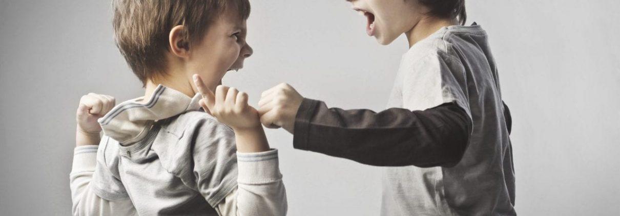 دلالیل خشمگین شدن کودکان