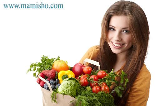 قصد بارداری و رژیم غذایی