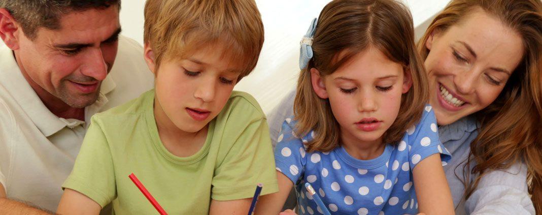 نقش والدین درآموزش