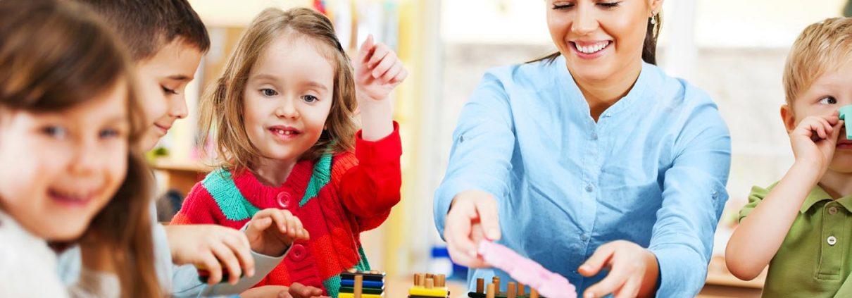 روشهای تعلیم کودکان