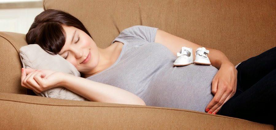 راههای بهبود خواب در بارداری