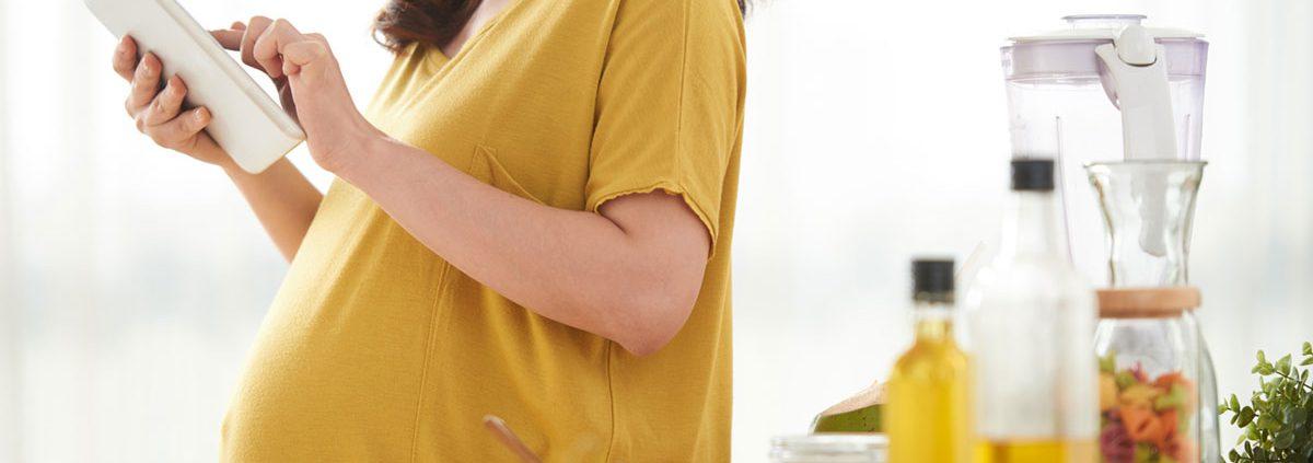غذاهای ضروری برای رشد جنین
