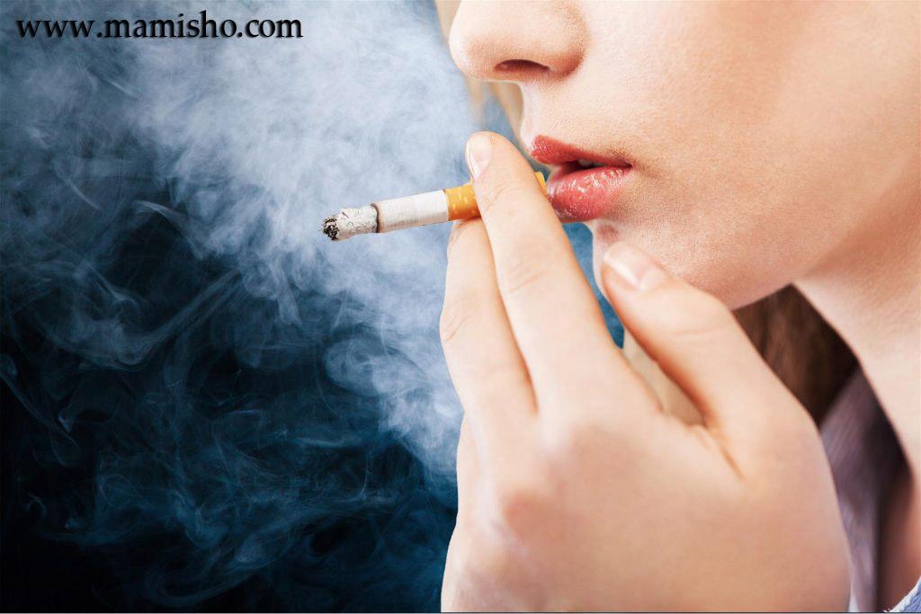 عوارض مصرف تنباکو