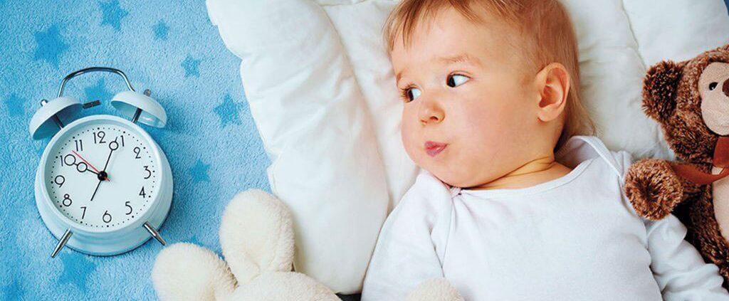 نکاتی پیرامون آسان خوابیدن کودک