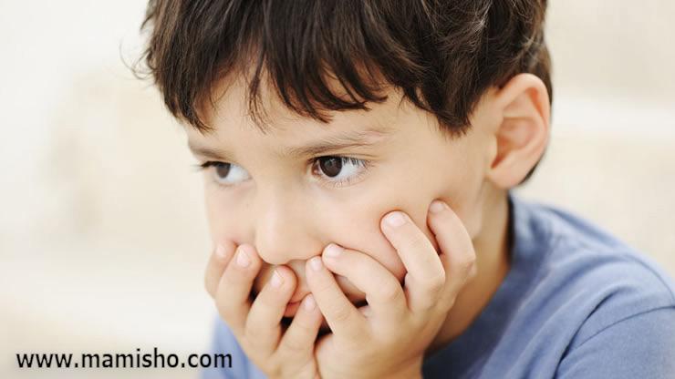 مقابله با ترسهای کودکان