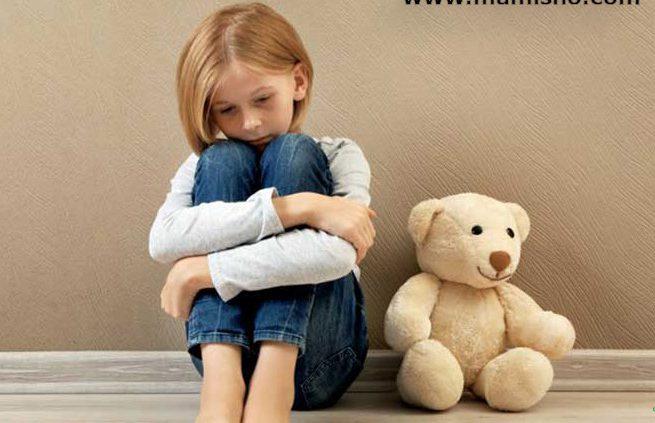 برخورد با کودک داغدیده