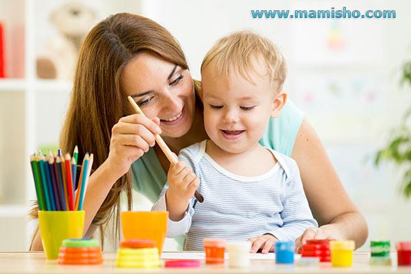 راههای آموزش به کودکان