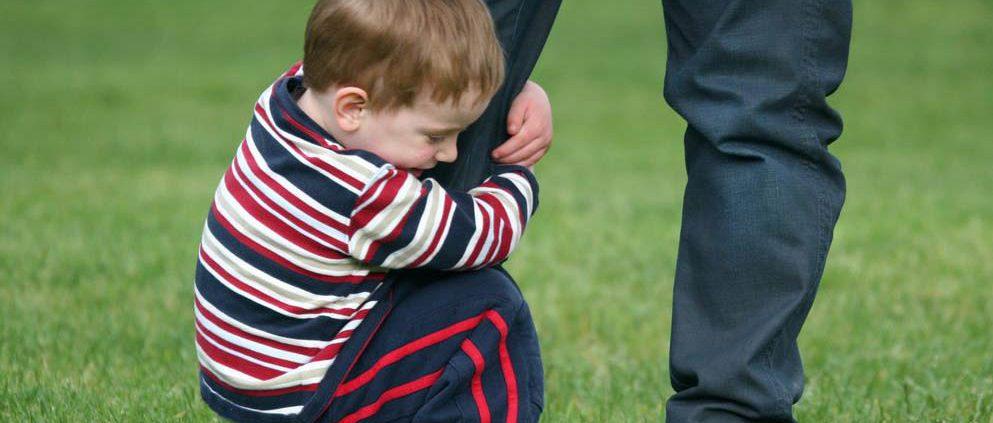 جلوگیری از لوس شدن کودکان