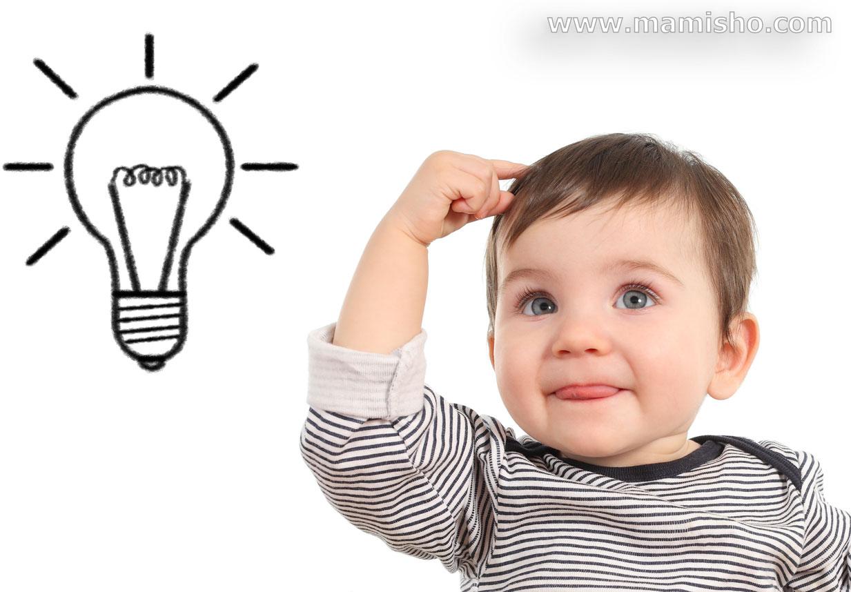 کمک به رشد فکری کودک